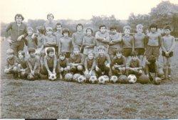 premières équipes de l'école de football - amicale sportive de saint-yvi