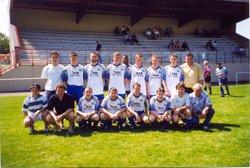 anciennes équipes de l'amicale sportive de St-Yvi - amicale sportive de saint-yvi