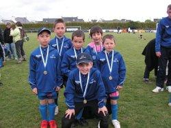tournoi du 1° Mai 2010 - amicale sportive de saint-yvi