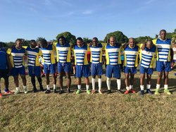 Les vétérans de Bernard's dorp du Surinam - ASC AWALA-YALIMAPO