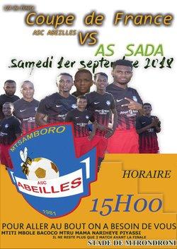 RENDEZ-VOUS DEMAIN A 15H 1/4 Finale Coupe de France