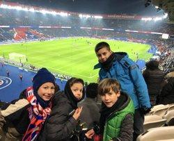 PSG - Guingamp (9-0) - Entente Cernay AS - Bonnelles - US17