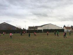 U13 du 08/12/18 - A.S. CLERY MAREAU FOOTBALL CLUB