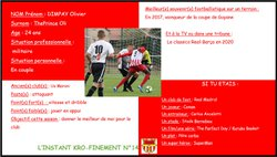 L'instant Kro-Finement n°14 - Football Club de BIARD