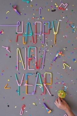 Meilleurs vœux pour une année 2017 toute en couleur!!!