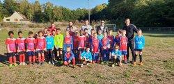 Plateau U10.U11 à Rosoy en Multien Samedi 6 octobre 2018 - Association Sportive du Multien Football