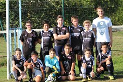 Rivery U13 2 - Arvillers le 13/10/2018 - Association sportive municipale RIVERY