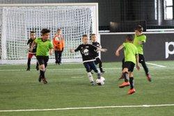 Plateau des U9 au Team 5 le 10/11/2018 - Association sportive municipale RIVERY