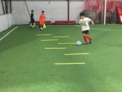 KAÏS YEKRELEF  - ASPTG ELITE FOOTBALL - FIVE PERPIGNAN -15.01.2019 - ASSOCIATION SPORTIVE DE PRO-TRAINING GAMES