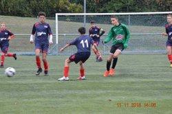 20181111 : U15 A vs Rethel - ASPTT CHALONS-EN-CHAMPAGNE FOOTBALL