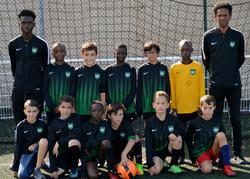 "Un samedi matin avec les U11""2"" aux Iris... - ASVEL FOOTBALL   Villeurbanne"