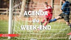 Agenda du weekend à venir 17 et 18 novembre
