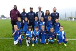 Photos des U7 le 20 octobre - Club Sportif de Saint-Pierre