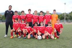 U 14 - club athletique propriano