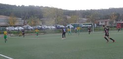 U15.1 - match du 11/11 - CAPC va à Simiane - CA Plan de Cuques
