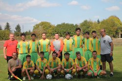 Match U18 Vallée de l'isle- Riberac  1-1 - CLUB ATHLETIQUE RIBERACOIS