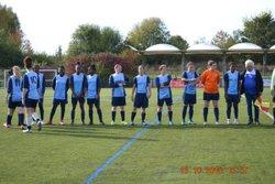 13/10/2018 SENIORS FEMININES : CPFC - FC PARISIS - CERGY PONTOISE FC