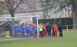 U15 vs Aubigny 1er décembre 2018 - Club Sportif Argentais