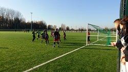 17 nov 2018 match amical Habarcq - Aubigny 3 -2  - C.S.HABARCQ