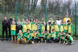 Tournoi U11 (13/01/19) - CS Ozon Football