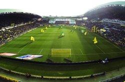 C'est beau un stade coloré - Club des Supporters Parisiens du Football Club de Nantes