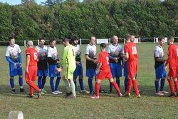3ème division  ES BRECY- VAL D'AUBOIS     1-2                   LE 04/11/18 - Etoile Sportive BRECY