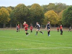 U13 F - Argentan - E.S.CORMELLES FOOTBALL
