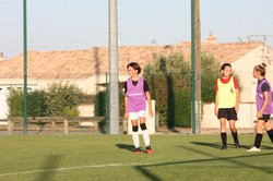 ZOOM SUR NOS U13 FEMININES - Etoile Sportive Longevillaise