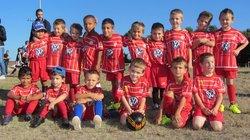 U6-U7 Rentrée du foot à Bazas le 29 septembre 2018 - Entente Sportive MAZERES ROAILLAN