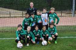 U11 Coupe du District le 06 octobre 2018 - ES Montfort-le-gesnois