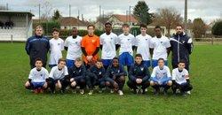 Championnat contre Dompierre : les U15 obtiennent un nul 2-2 mérité. - Etoile Moulins Yzeure Football