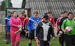 Belle victoire de l'Equipe A contre Bezenet - Etoile Moulins Yzeure Football