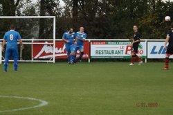 Match D5 Exireuil - Augé Azay - sep la concorde exireuil