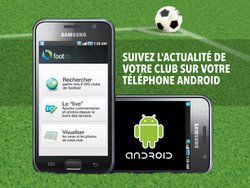 L'application Android pour footeo/ clubeo est enfin sortie!