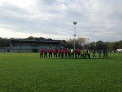 FC Emerainville - FC Guignes (Coupe de Seine et Marne) - FC GUIGNES