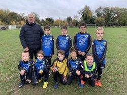 U10 2018/2019 - FC Tortequesne