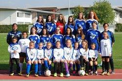 U16F saison 2017/2018 - FC YUTZ Pôle féminin