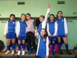 U13F saison 2017/2018 - FC YUTZ Pôle féminin