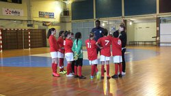 13 01 2019 Tour de coupe U 13 F à OISSEL: bien joué les Filles - FOOTBALL CLUB BOOS