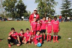 Plateau U9  //à Marcellus le 02/10/21 (photos Aurélie Louvancour) - Football Club Casteljaloux