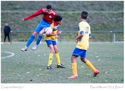 Pays d'Allevard - Crolles U17 (0-2) - Football Club Crolles Bernin site officiel