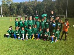 Premier Festifoot des U8/U9 samedi 29/09/18 au stade Rocheteau. Bravos pour l'organisation - FC EMERAINVILLE