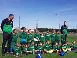 Rentrée de foot aussi pour nos U6/U7 à Thorigny ce samedi. Belle journée  - FC EMERAINVILLE