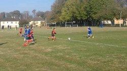 Challenge U11 FCEP : St Germain du Corbeis - FCEP