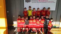 Tournoi de futsal à Bessières (U11) - 05/01/2019 - Football Club de Foix-Montgailhard