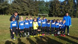 nouveaux jeux de maillots pour nos u8 et u9 - Football Club du Nord Ouest