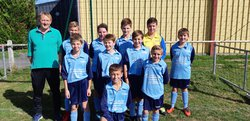 U13 - football club pixien