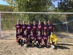 U17 - football club pixien
