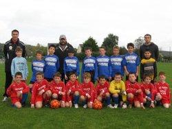 Entente Porzay GMH U11 - FOOTBALL CLUB DU PORZAY