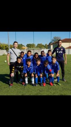 U10/U11 plateau Irigny 12/10 - Football Club ROULE MULATIERE
